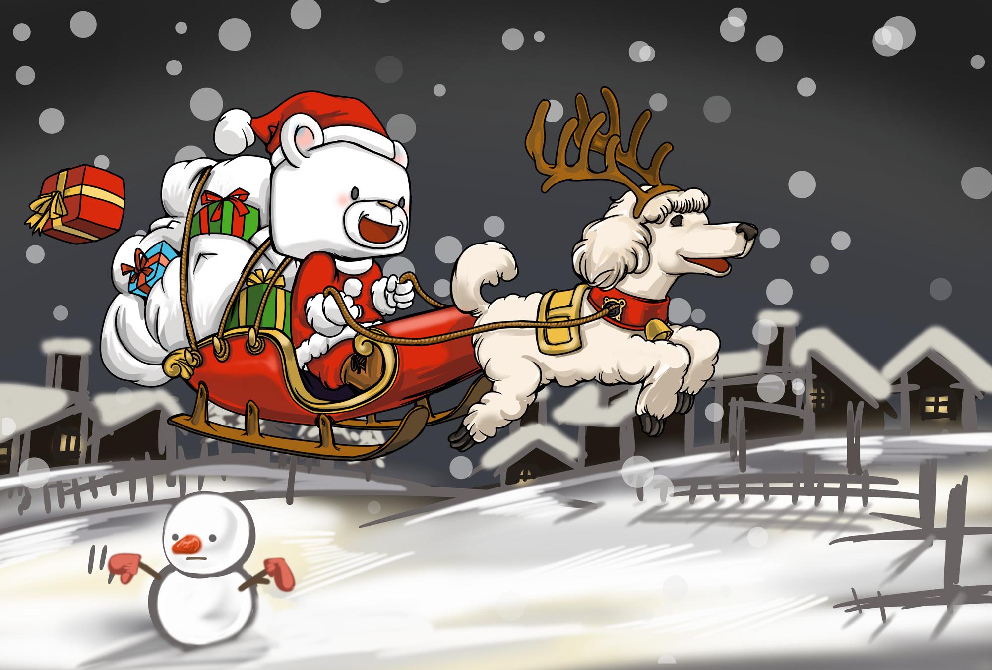 shufchef(シュフシェフ・しゅふしぇふ)クリスマスイベント